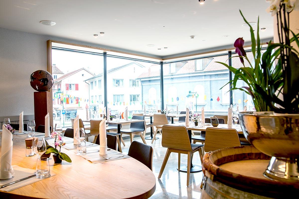 Restaurant - Gasthof Mühle Aesch